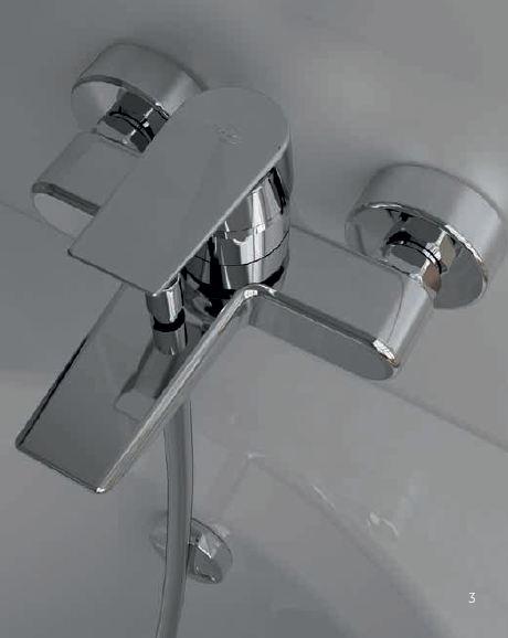 Rubinetti Ideal Standard Ceramix.A6546aa Cromato Collection Ceramix By Ideal Standard