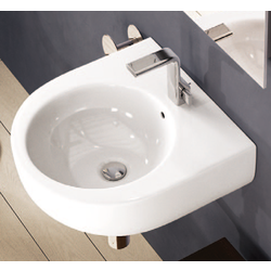 Bench - wall hung basin 50 cm Flaminia Pass