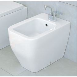 Back to wall single-hole bidet Flaminia Terra