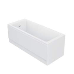 Rectangular paneled bath K2612 Ideal Standard Strada