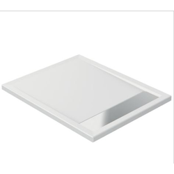 Acrylic shower tray 100 x 80 x 4 cm K2623 Ideal Standard Strada