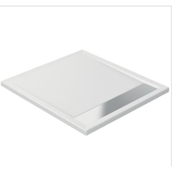 Acrylic shower tray 100 x 90 x 4 cm K2624 Ideal Standard Strada