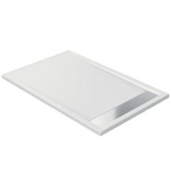 Acrylic shower tray 140 x 90 x 4 cm K2626 Ideal Standard Strada