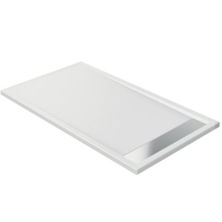 Acrylic shower tray 160 x 90 x 4 cm K2627 Ideal Standard Strada