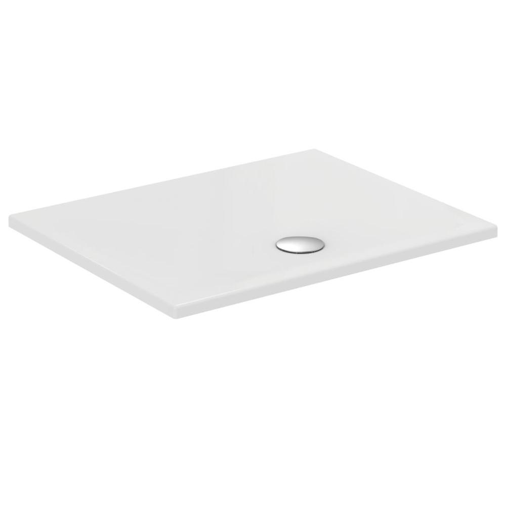 Ceramic shower tray 100 x 80 x 3.5 cm T2573 - Strada kollekció / Ideal Standard   Tilelook
