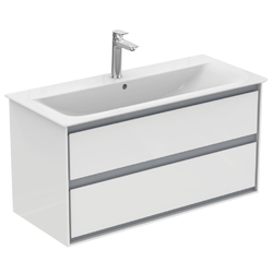 100 cm vanity unit with 2 drawers E0821 Ideal Standard Connect Air