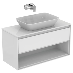 100 cm vanity unit with 1 drawer E0828 Ideal Standard Connect Air