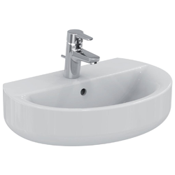 Washbasin 55 x 38 cm E1333 Ideal Standard Connect Space