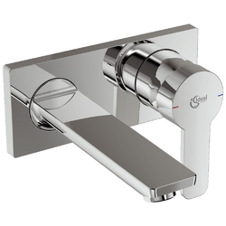 recessed basin mixer A6107 Ideal Standard Gio