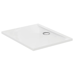Acrylic shower tray rectangular 100x80 cm K5180 Ideal Standard Ultra Flat