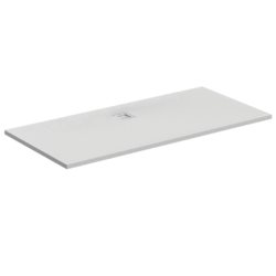 Shower tray stone effect 170 x 80 x 3 cm K8284 Ideal Standard Ultra Flat S