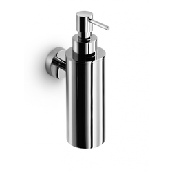 Wall soap dispenser 180 ml - chromed brass Lineabeta Baketo