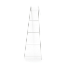 Towel holder - dust painted metal - white Lineabeta Posa
