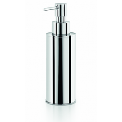 Soap dispenser, 220 ml - chromed brass Lineabeta Saon