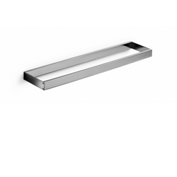 Bracket and towel rail 500 mm - chromed brass Lineabeta Skuara