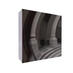 Specchio Laccato 606016 Disegno Bagno Absolute
