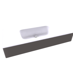 Top Stonelight ST15CM/L95 Incluso 2 staffe Disegno Bagno Absolute
