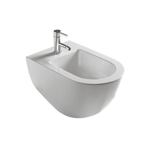 Wall-hung bidet - Collection Dream by Galassia | Tilelook