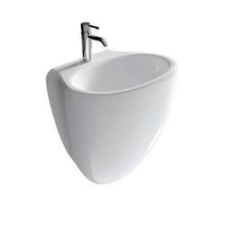 Washbasin 55 cm  Galassia Ergo