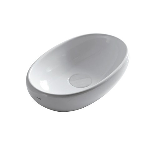 Washbasin 60 cm - Collection Ergo by Galassia | Tilelook