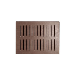 Heartwood platform Galassia Shower Trays