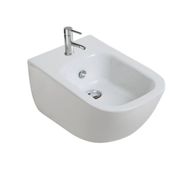 Wall-hung bidet Galassia Plus Design