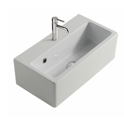 Washbasin 50x27 cm Galassia Plus Design
