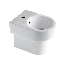 Bidet one hole back to wall Olympia TuttoEvo