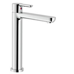 Sink Single control Chrome Finish Swivel body Nobili Abc