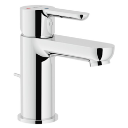 Washbasin ECO single control Chrome Finish Nobili Abc
