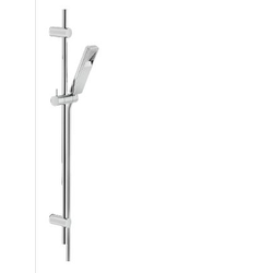 Wall rail with hand shower Chrome Finish Nobili Acquaviva