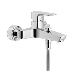 Tub External single control Chrome Finish Nobili Acquaviva
