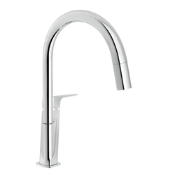 Sink Single control Chrome Finish Nobili Acquaviva