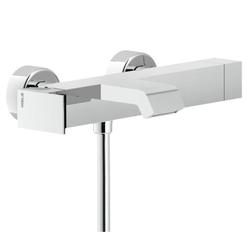Tub External single control Chrome Finish Nobili Solido F