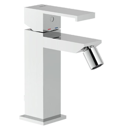 Bidet Single control Chrome Finish Nobili Mia