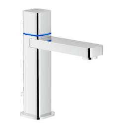Washbasin Electronic control Chrome Finish Nobili Loop E