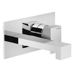 Washbasin Wall mounted single control Chrome Finish Nobili Mia