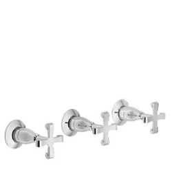 Shower Stop tap with deviator Stop tap (single) Nobili Carlos Primer