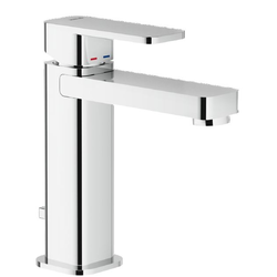 Washbasin Single control Chrome Finish Nobili Loop