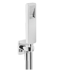 DUPLEX Duplex water connection Chrome Finish Nobili Free Shower