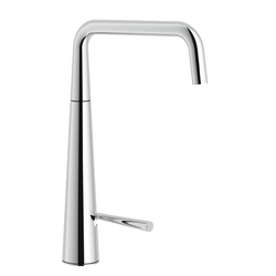 Sink Single control Chrome Finish Swivel spout Nobili Likid