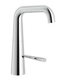 Washbasin Single control Chrome Finish Swivel spout Nobili Likid