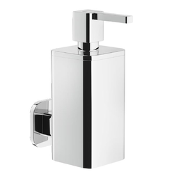 Accessories Soap dispenser Chrome Finish Wall-mounted Nobili Loop