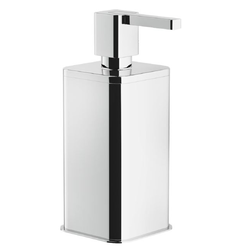 Accessories Soap dispenser Chrome Finish Free-standing Nobili Loop