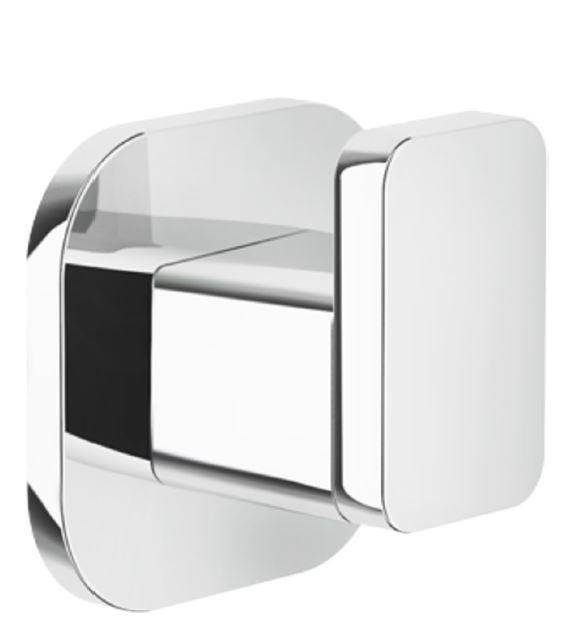 Accessories Hanger Chrome Finish Wall-mounted - Kolekce Loop od Nobili   Tilelook