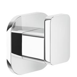 Accessories Hanger Chrome Finish Wall-mounted - Kolekce Loop od Nobili | Tilelook