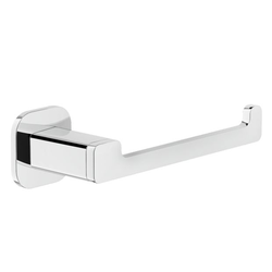Accessories Toilet roll holder Chrome Finish Wall-mounted Nobili Loop