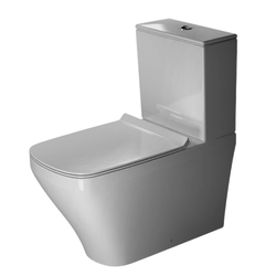 TOILET CLOSE-COUPLED Duravit DuraStyle