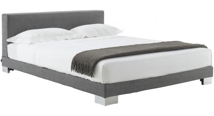 0036l Bed 180x200 Corner Feet
