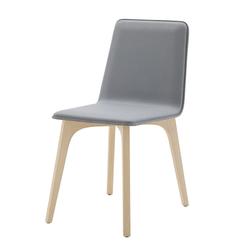 00wl2 chair ash grey stained ash Ligne Roset Motus